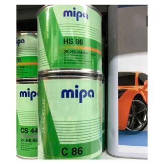 Лак Mipa HS Klarlack C86 комплект
