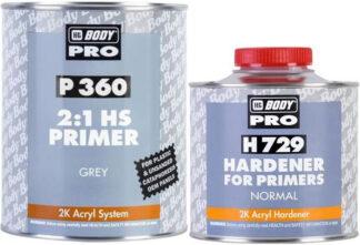 HB BODY P360 2K Грунт-наполнитель HS 2:1, ком...
