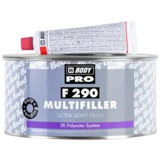 Шпатлевка Body 290 Ultra Light Multifiller