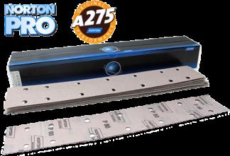 Шлифовальные полоски NORTON А275 PRO 70 x 420...