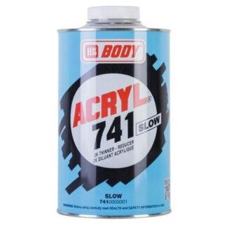 HB BODY 741 Acryl Slow Разбавитель акриловый,...