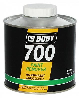 Удалитель краски BODY 700 0,5 л.