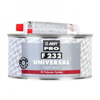 HB BODY PRO F232 Universal Polyester Filler Ш...