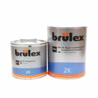 BRULEX 2K Грунт-наполнитель «мокрый по м...