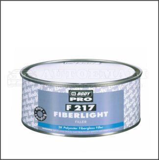 Шпатлевка Body PRO F217 FIBERLIGHT