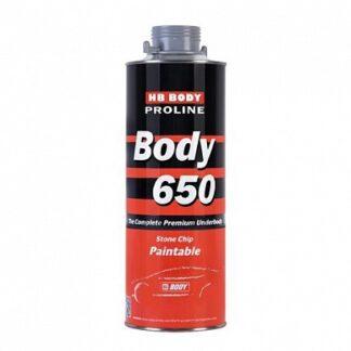 HB BODY PROLINE 650 Антигравий, 1 л.