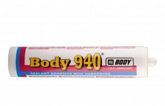 Body 940 Клей-герметик черный 0,3л