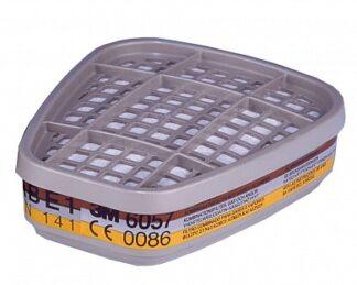 3М 6057 Фильтр от органических паров и кислых...