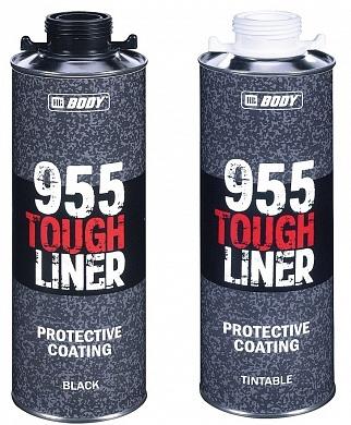 BODY 955 сверхпрочное защитное покрытие Tough...