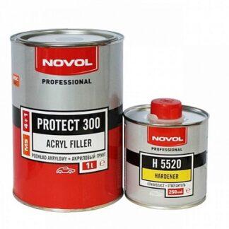 NOVOL Protect 300 MS 4+1 Акриловый грунт, ком...