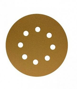 Абразивный круг Sunmight Gold 125мм. 8отв.