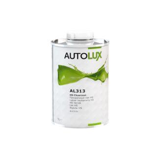 AUTOLUX 313 2К Прозрачный лак HS, комплект