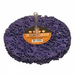 Круг для снятия ржавчины на шпинделе