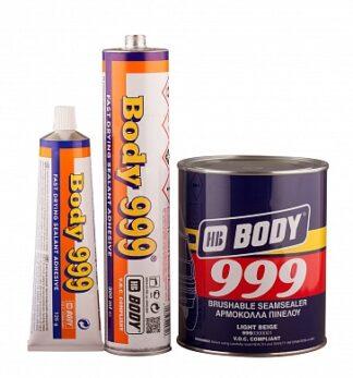 Герметик BODY 999 на основе каучука