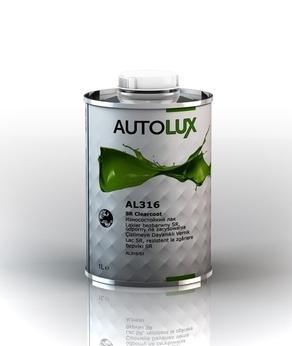AUTOLUX 316 2К Прозрачный лак HS SR, с керами...